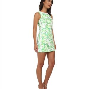 Lilly Pulitzer Mila Shift Heartbreakers Lace!